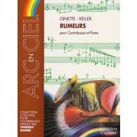 KELLER G. RUMEURS CONTREBASSE
