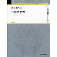 FULTON N. SCOTTISH SUITE FLUTE ABEC