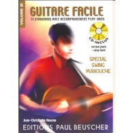 GUITARE FACILE VOL 6