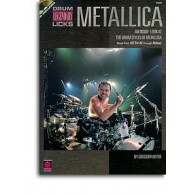 METALLICA DRUM LEGENDARY LICKS