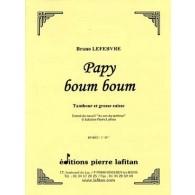 LEFEBVRE D. PAPY BOUM BOUM TAMBOUR