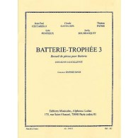 BATTERIE TROPHEE VOL 3