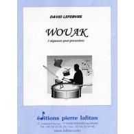 LEFEBVRE D. WOUAK PERCUSSIONS