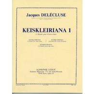 DELECLUSE J. KESKLEIRIANA 1 CAISSE CLAIRE