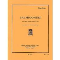 PETIT P. SALMIGONDIS MULTI PERCUSSIONS