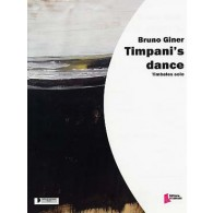 GINER B. TIMPANI'S DANCE TIMBALES