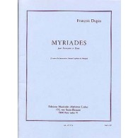 DUPIN F. MYRIADES PERCUSSIONS
