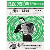 BASILE F. MINI SOLO ACCORDEON