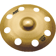 SABIAN AAX CRASH 18 O-ZONE