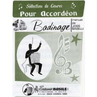 BASELLI J. BADINAGE ACCORDEON