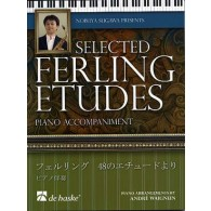 FERLING W. SELECTED ETUDES SAXO ALTO