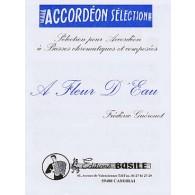 GUEROUET F. A FLEUR D'EAU ACCORDEON