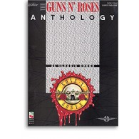 GUNS N' ROSES ANTHOLOGY GUITARE