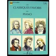 CLASSIQUES FAVORIS DU PIANO VOL 1A
