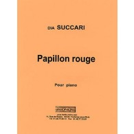 SUCCARI D. PAPILLON ROUGE PIANO