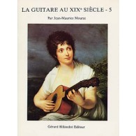 LA GUITARE AU 19ME SIECLE VOL 5 GUITARE