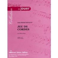 TROTOUX J.M. JEU DE CORDES VIOLON