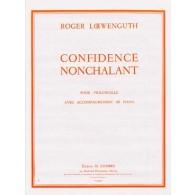 LOEWENGUTH R. CONFIDENCE NONCHALANT VIOLONCELLE