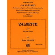 MEUNIER G. VALSETTE FLUTE