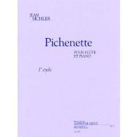 SICHLER J. PICHENETTE FLUTE