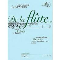 LUYPAERTS G.C. DE LA FLUTE VOL 3