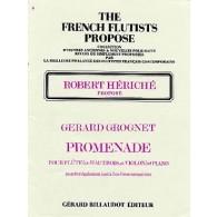 GROGNET G. PROMENADE HAUTBOIS