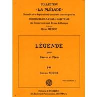 ROGER D. LEGENDE BASSON