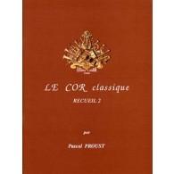LE COR CLASSIQUE VOL 2