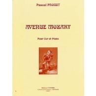 PROUST P. AVENUE MOZART COR