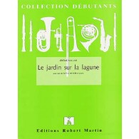 NAULAIS J. LE JARDIN SUR LA LAGUNE COR