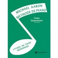 AARON M. METHODE DE PIANO VOL 3