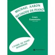 AARON M. METHODE DE PIANO VOL 3