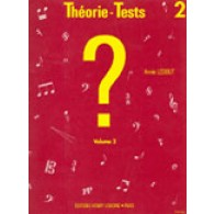 LEDOUT A. THEORIE-TESTS VOL 2