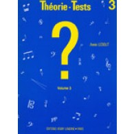 LEDOUT A. THEORIE-TESTS VOL 3
