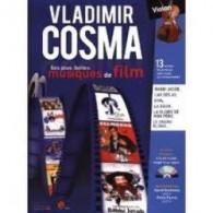 COSMA V. MUSIQUES DE FILM VIOLON