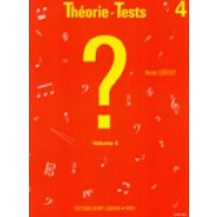 LEDOUT A. THEORIE-TESTS VOL 4