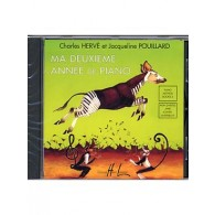 HERVE C./POUILLARD J. CD MA DEUXIEME ANNEE DE PIANO