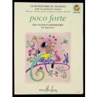 POCO FORTE REPERTOIRE DU PIANISTE PIANO