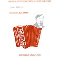 ABBOTT A. DEBUSSY ACCORDEON