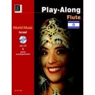PLAY-ALONG ISRAEL FLUTE