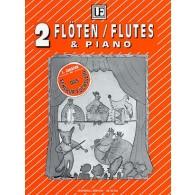 JANACEK L. PETITE RENARDE RUSEE FLUTES