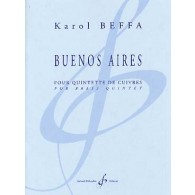 BEFFA K. BUENOS AIRES ENSEMBLE CUIVRES