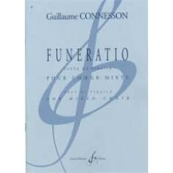 CONNESSON G. FUNERATIO CHOEUR MIXTE