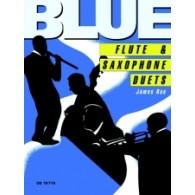 RAE J. BLUE FLUTE ET SAXOPHONE DUETS
