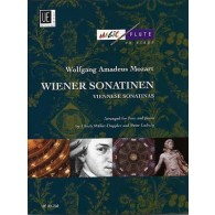MOZART W.A. SONATINES VIENNOISE FLUTE