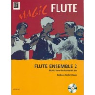 GISLER-HAASE B. MAGIC FLUTE VOL 2 FLUTES ENSEMBLE