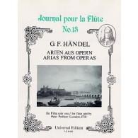 HAENDEL G.F. OPERATIC ARIAS FLUTE
