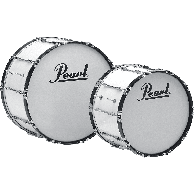 MARCHING BAND PEARL COMPETITOR 22X14 BLANC