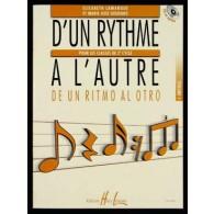 LAMARQUE E./GOUDARD M.J. D'UN RYTHME A L'AUTRE VOL 3