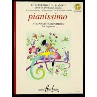 PIANISSIMO REPERTOIRE DU PIANISTE